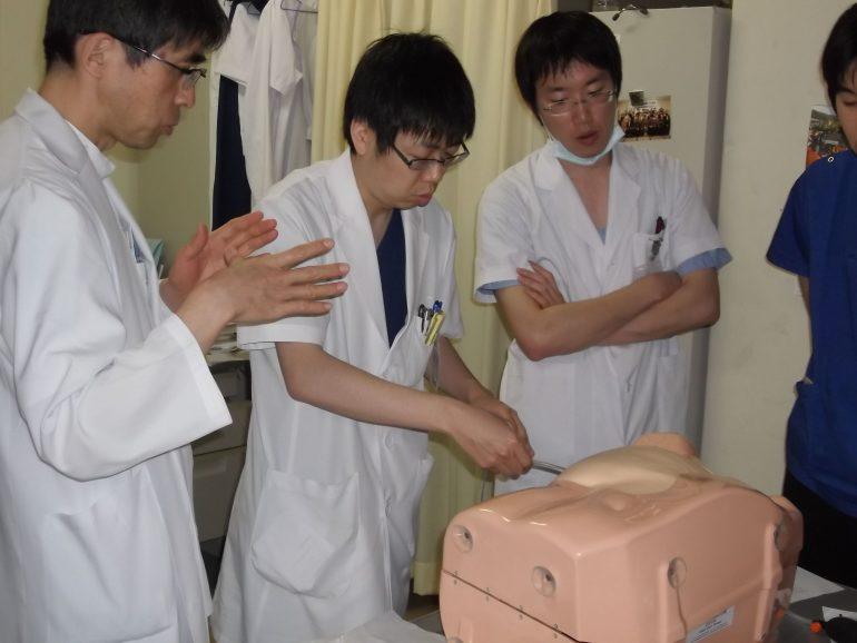研修環境|盛岡赤十字病院