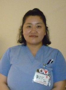 柳生 千代子|盛岡赤十字病院