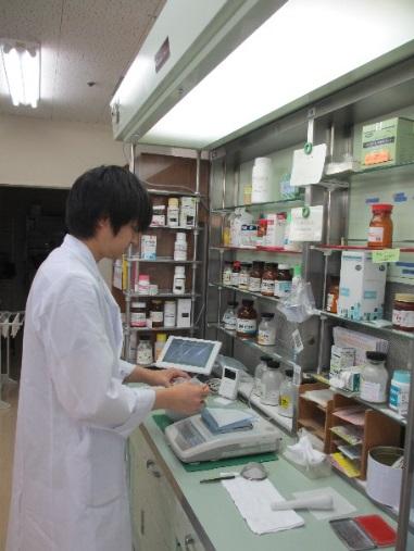 調剤業務|盛岡赤十字病院
